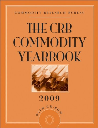 9780470406724: The CRB Commodity Yearbook 2009 2009