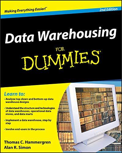9780470407479: Data Warehousing For Dummies