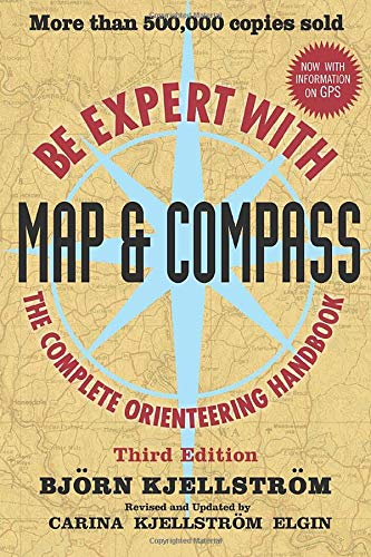 9780470407653: Be Expert with Map and Compass