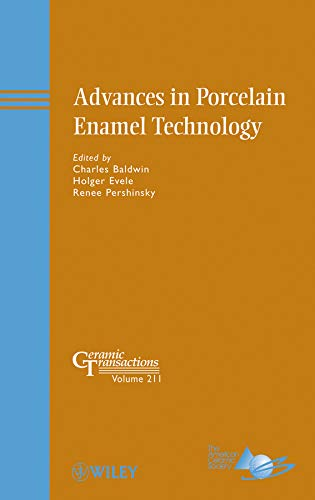 9780470408414: Advances in Porcelain Enamel Technology