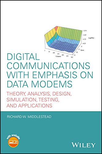 9780470408520: Digital Communications With Emphasis on Data Modems: Theory, Analysis, Design, Simulation, Testing, and Applications