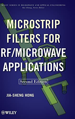 9780470408773: Microstrip Filters for RF/Microwave Applications (Wiley Series in Microwave and Optical Engineering)