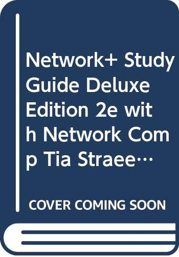9780470409008: Network+ Study Guide Deluxe Edition 2e with Network Comp Tia Straeet Smarts And Network Fast Pass Set