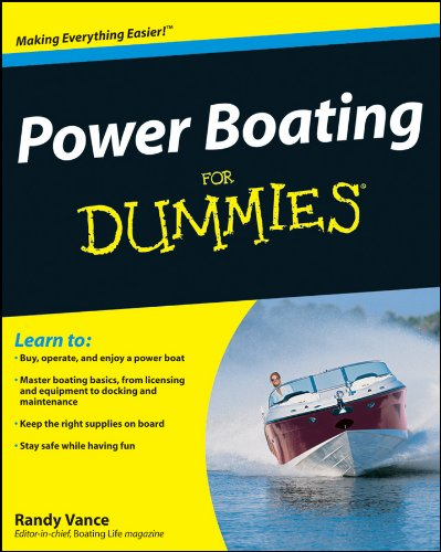 9780470409565: Power Boating For Dummies