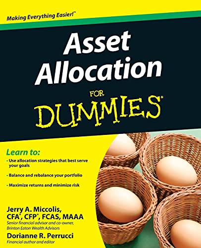 9780470409633: Asset Allocation For Dummies