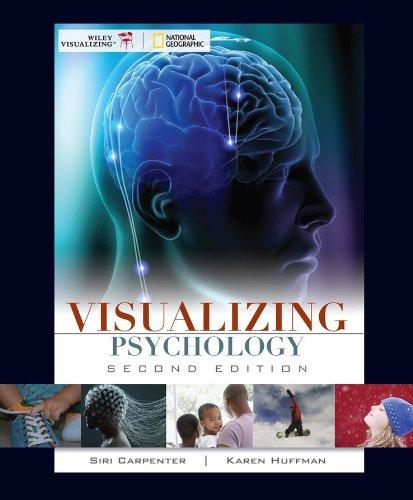 9780470410172: Visualizing Psychology