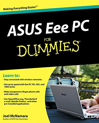 9780470411544: ASUS Eee PC For Dummies