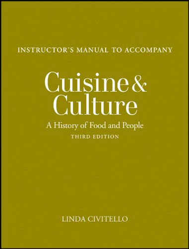 9780470411933: Cuisine and Culture: A History of Food and People