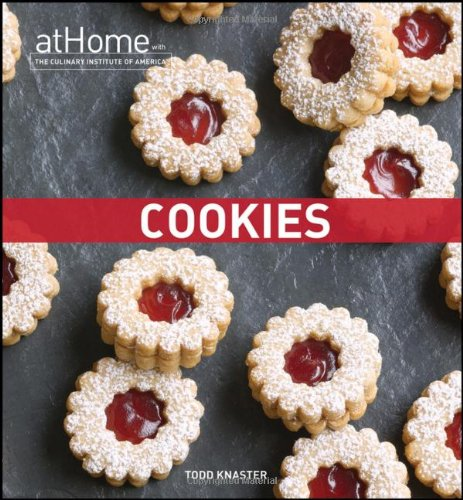 9780470412275: Cookies at Home with The Culinary Institute of America