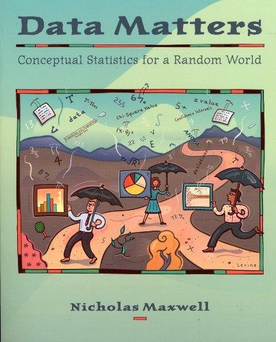 9780470412282: Data Matters: Conceptual Statistics for a Random World
