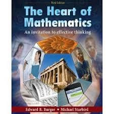 9780470412879: The Heart of Mathematics: An Invitation to Effective Thinking (Key Curriculum Press)