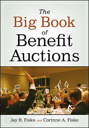 9780470412923: The Big Book of Benefit Auctions