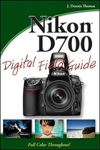 9780470413203: Nikon D700 Digital Field Guide