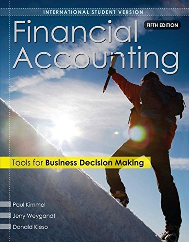9780470413357: Financial Accounting: Tools for Business Decision Making
