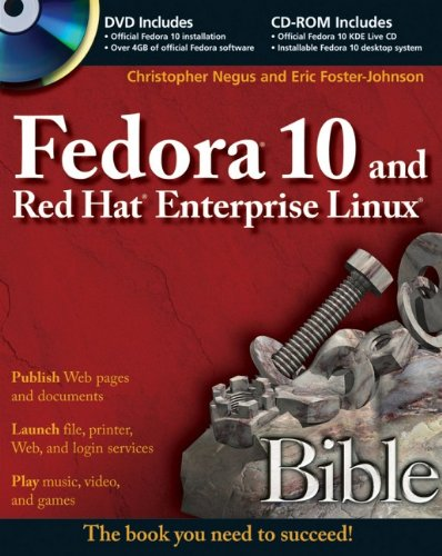 Fedora 10 and Red Hat Enterprise Linux: Christopher Negus