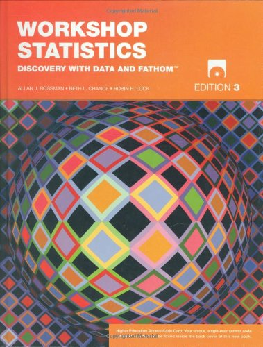 9780470413852: Workshop Statistics: Discovery with Data and Fathom