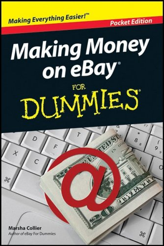 Making Money on Ebay for Dummies (Pocket: Marsha Collier