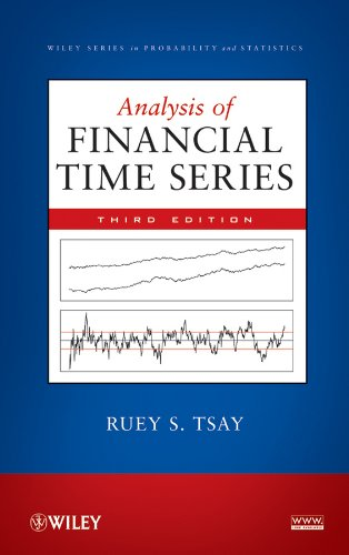 9780470414354: Analysis of Financial Time Series (Wiley Series in Probability and Statistics)