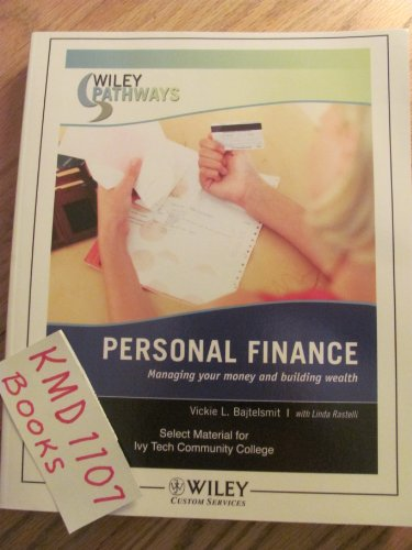 9780470415146: Personal Finance (Wiley Pathways)