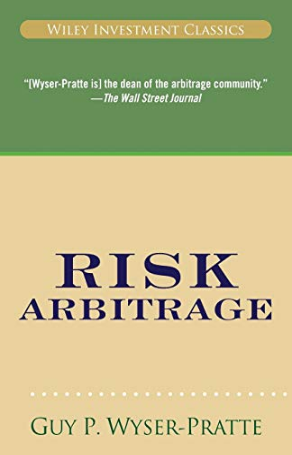 9780470415719: Risk Arbitrage