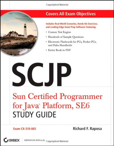 9780470417973: SCJP: Sun Certified Programmer for Java Platform Study Guide: SE6 (Exam CX-310-065)