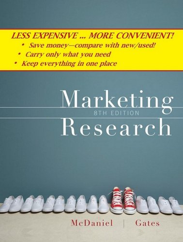 9780470418048: Marketing Research, Eighth Edition with SPSS Binder Ready Version