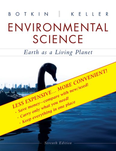 Environmental Science: Earth as a Living Planet,: Daniel B. Botkin,