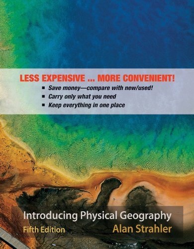 9780470418116: Introducing Physical Geography