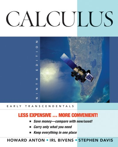 9780470418147: Calculus Early Transcendentals 9th edition Binder Ready Version