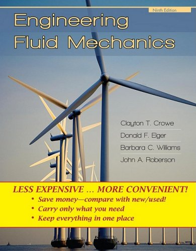 9780470418246: Engineering Fluid Mechanics, 9th Edition Binder Ready