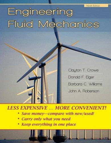 9780470418246: Engineering Fluid Mechanics, 9th Edition Binder Ready