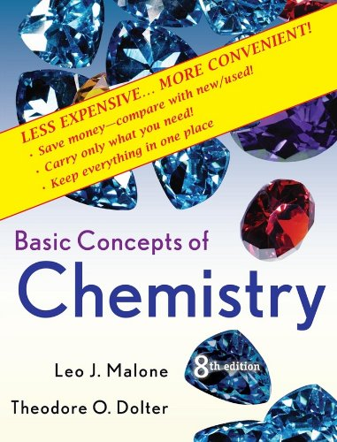 Basic Concepts of Chemistry, 8th Edition Binder Ready Version