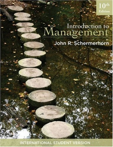 9780470418871: Introduction to Management