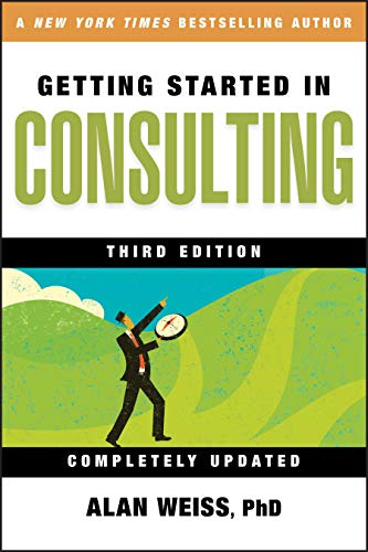 9780470419809: Getting Started in Consulting