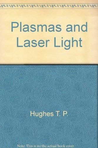 9780470420355: Plasmas and laser light