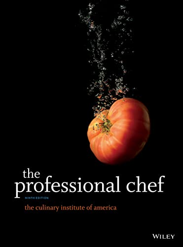 9780470421352: The Professional Chef