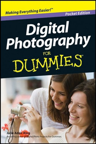 9780470421949: Digitial Photography for Dummies (Pocket Edition)