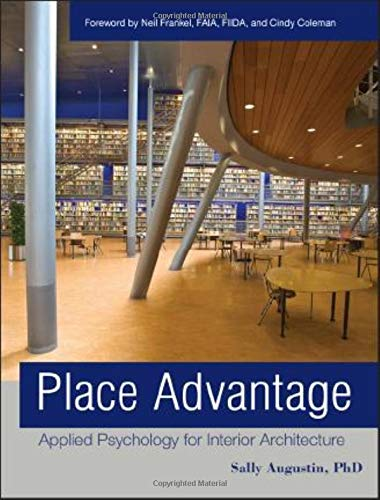 9780470422120: Place Advantage: Applied Psychology for Interior Architecture