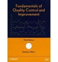 9780470422755: Fundamentals of Quality Control and Improvement, with MINITAB Software