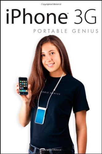 9780470423486: iPhone 3G Portable Genius