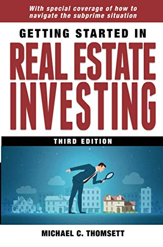 9780470423493: Getting Started in Real Estate Investing