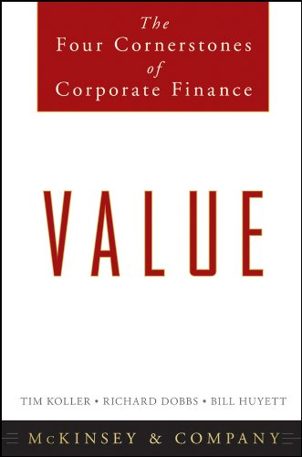 9780470424605: Value: The Four Cornerstones of Corporate Finance