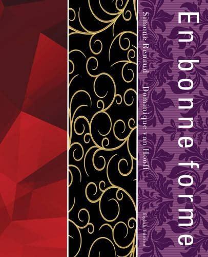 9780470425794: En bonne forme, Advanced Placement (French Edition)