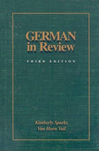 9780470426432: German in Review