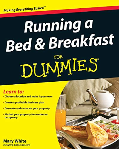 9780470426821: Running a Bed & Breakfast for Dummies