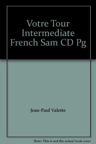9780470427361: Votre Tour Intermediate French Sam CD Pg
