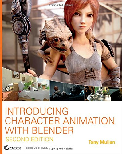 9780470427378: Introducing Character Animation with Blender