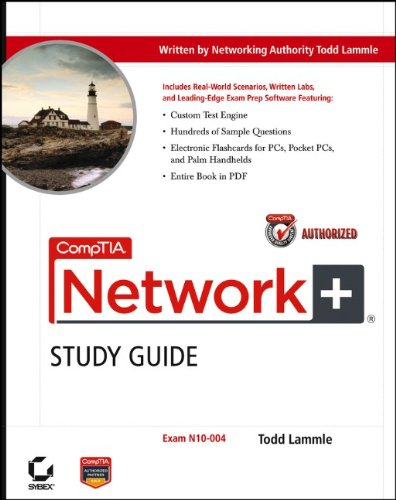 9780470427477: CompTIA Network+ Study Guide: Exam N10-004