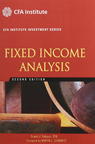 9780470427552: Fixed Income Analysis 2E (CFA) and Student Workbook Set