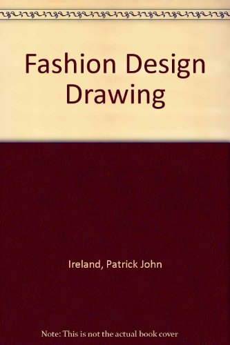 9780470428375: Fashion Design Drawing (Halsted Press Book)